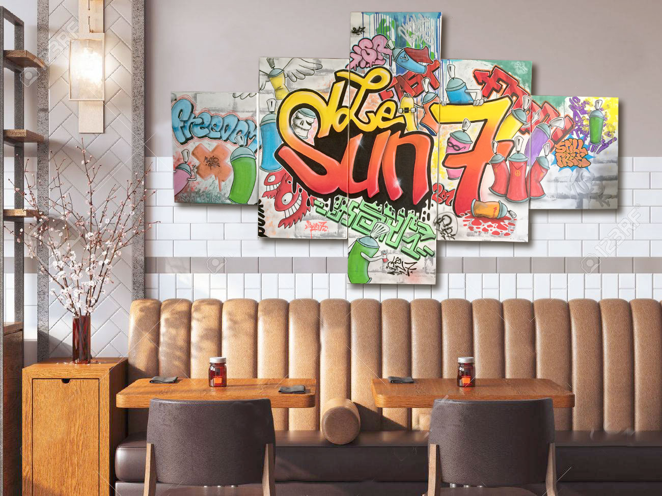 toile-sun7-restaurant-geograffeur