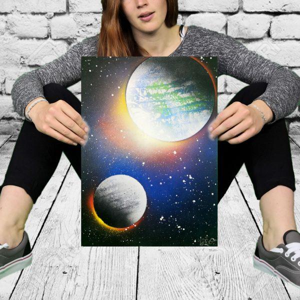 terre et lune geograffeur